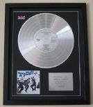 TAKE THAT - Take That And Party CD / PLATINUM LP Disc